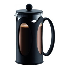 Кофейник френч-пресс Bodum Kenya 0,35 л. черный 10682-01
