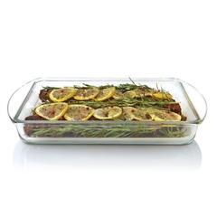 Блюдо для запекания стеклянное 21*34,50*5см 2,2л BergHOFF Studio 1100018