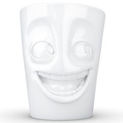 Кружка Tassen Joking 350 мл белая T01.85.01