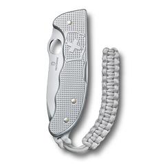 Нож Victorinox Hunter Pro M Alox, 136 мм, 1 функция, серебристый (подар. упаковка) 0.9415.M26