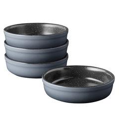 4пр набор форм порционных для крем брюле Gem 12,5x12,5x3,5см BergHOFF 1697003