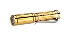 Фонарь светодиодный LE Olight i3S-CU Titanium Gold 808190