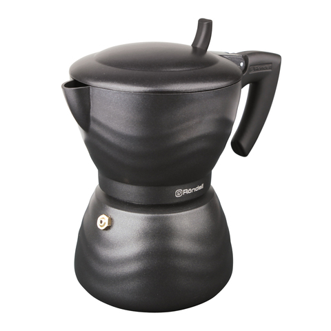 Гейзерная кофеварка 6 чашек Walzer Rondell RDA-432
