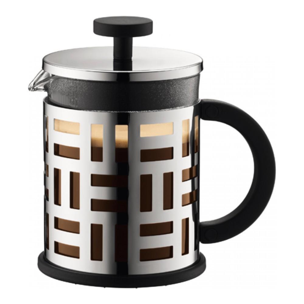 Кофейник френч-пресс Bodum Eileen 0,5 л. хром