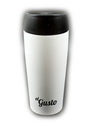 Термокружка El Gusto Grano (0,47 литра) белая 110W