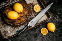 Нож для нарезки 297мм Samura Joker SJO-0045B/K