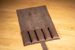 Сумка для 5 складных ножей BroCase Craft BC-111BR