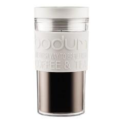 Термокружка Bodum Travel 0,35 л. белая 11684-913