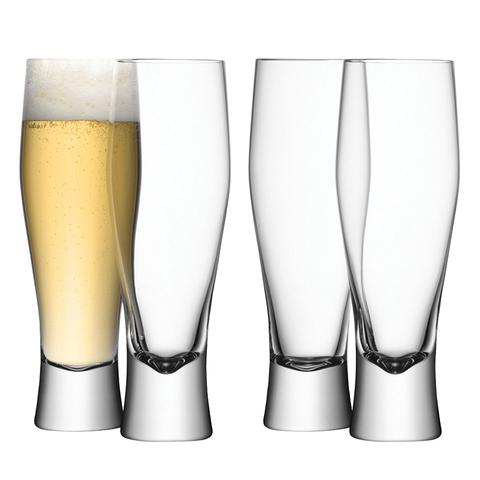 Бокал для пива Bar 4 шт. LSA G271-14-991
