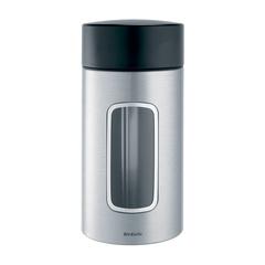Контейнер для сыпучих продуктов с окном 1,7л Brabantia 371820