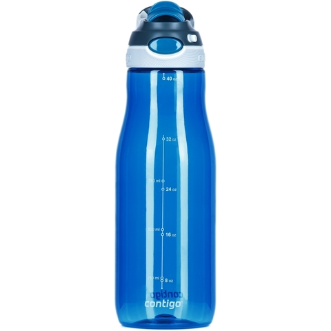 Бутылка Contigo Chug (1.2 литра) синий