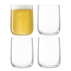 Набор из 4 стаканов Borough 625 мл LSA International G1617-22-301