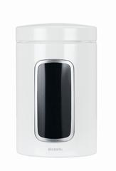 Контейнер для сыпучих продуктов с окном 1,4л Brabantia 491009