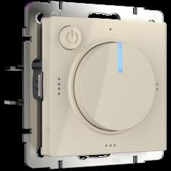 Терморегулятор электромеханический для теплого пола (слоновая кость) WL03-40-01 Werkel