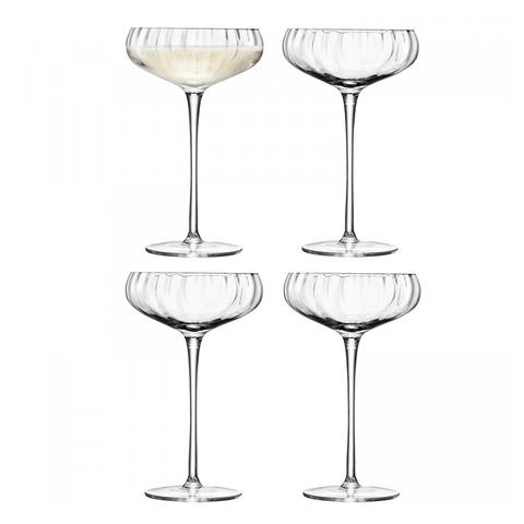Бокал-креманка для шампанского Aurelia 4 шт. LSA G730-11-776