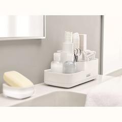 Органайзер для ванной комнаты EasyStore™ белый Joseph Joseph 70543