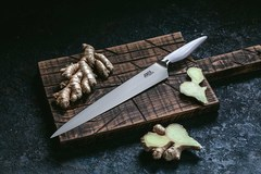Нож для нарезки 297мм Samura Joker SJO-0045W/K