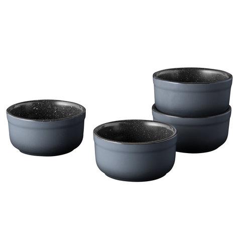 4пр набор форм порционных маленьких Gem 9*9*4,5см BergHOFF 1697006