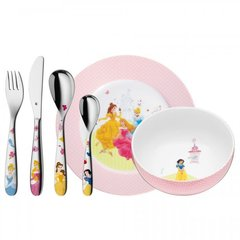 Набор детской посуды (6 предметов / 1 персона) WMF PRINCESS 3201000260