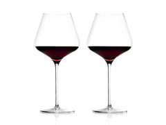 Набор из 2 бокалов для красного вина 708мл Stolzle Quatrophil Burgundy