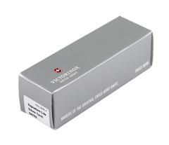 Нож Victorinox Forester, 111 мм, 10 функций, с фиксатором лезвия, красный с чёрным 0.8361.MC