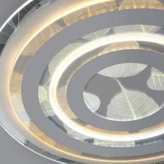 Потолочный светодиодный светильник с пультом управления Eurosvet Floris 90220/1 белый