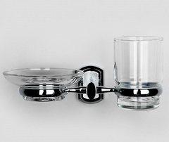 Oder K-3026 Держатель стакана и мыльницы WasserKRAFT Серия Oder К-3000