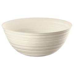 Миска Tierra 30 см молочно-белая Guzzini 175030156
