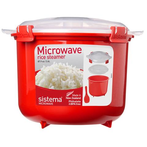 Рисоварка 2,6 л Sistema MICROWAVE 1110