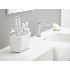 Органайзер для зубных щеток EasyStore™ большой белый Joseph Joseph 70544