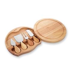 Набор ножей для сыра с разделочной доской IBILI Kitchen Aids арт. 782750