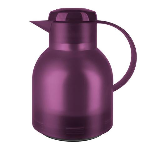 Термос-чайник Emsa Samba (1 литр) фиолетовый