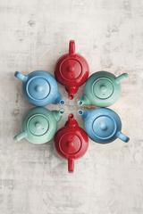 Чайник заварочный Bright Colours 450 мл красный P&K P_0056.752