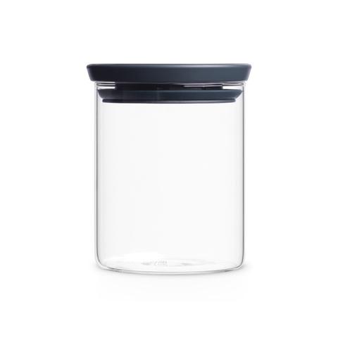Модульная стеклянная банка 0,7л Brabantia 298288