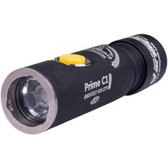 Фонарь светодиодный Armytek Prime C1 Pro Magnet USB+18350, 980 лм, теплый свет, аккумулятор F05701SW