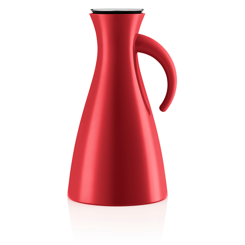 Высокий термокувшин Vacuum 1 л красный Eva Solo 502913