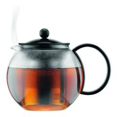Чайник заварочный с прессом Bodum Assam 1 л. черный 1805-01