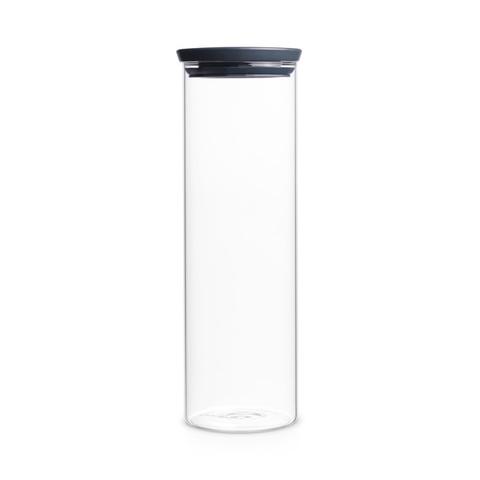 Модульная стеклянная банка 1,9л Brabantia 298240