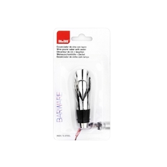 Набор для вина: каплеуловитель и пробка IBILI Barware арт. 695020