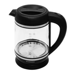 Чайник электрический Starwind (1,7 литра) 2200 Вт, прозрачный SKG6760