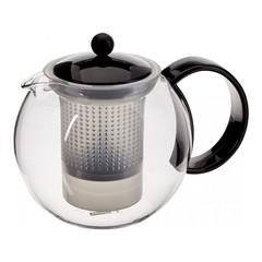 Чайник заварочный с прессом Bodum Assam 1 л. черный 1844-01