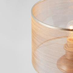 Классическая настольная лампа Eurosvet Licata 01073/1 перламутровое золото
