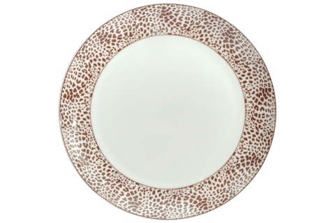 Тарелка плоская 25 см, 6 шт.