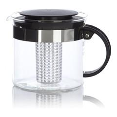 Чайник заварочный с фильтром Bodum Bistro Nouveau 1 л. черный 1875-01