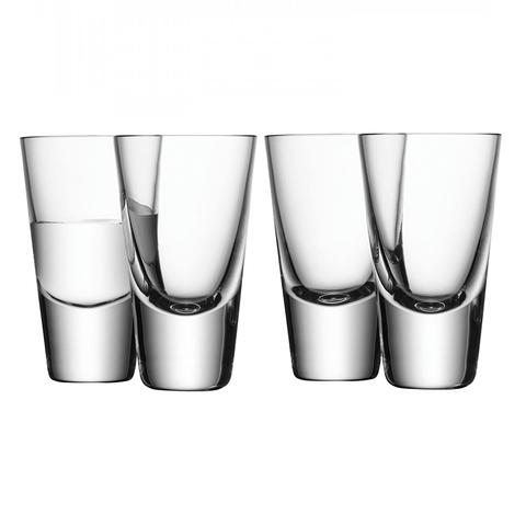 Стопка для водки Bar 4 шт. LSA G311-04-991