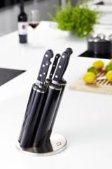Набор из 5 ножей и подставки Wesco 322691-01