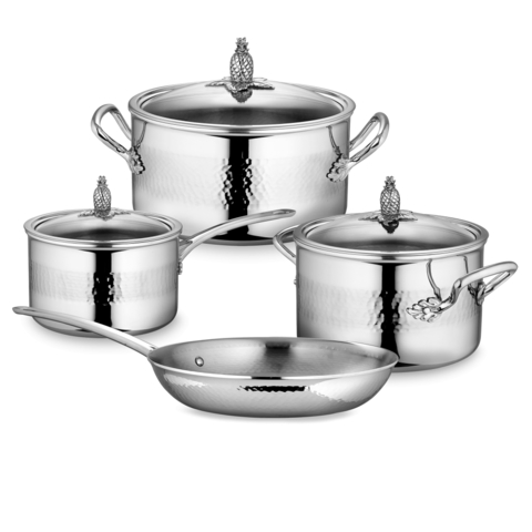 Набор посуды из 4 предмета RUFFONI Omegna арт. OMEGNA-4