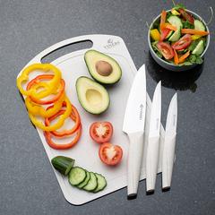 Набор из 3 ножей и разделочной доски Organic Viners v_0305.208