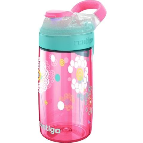 Детская бутылочка Contigo Gizmo Sip (0.42 литра) розовая