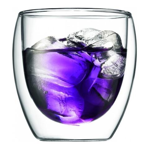 Набор бокалов Bodum Pavina 0,25 л. 2 шт.
